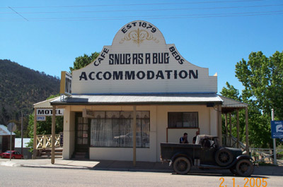 Snug as a Bug Motel - Yamba Accommodation