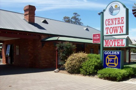 Centretown Motel Nagambie - Yamba Accommodation