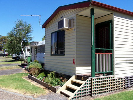 Leongatha Apex Caravan Park - Yamba Accommodation