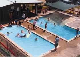 Bluegums Riverside Holiday Park - Yamba Accommodation