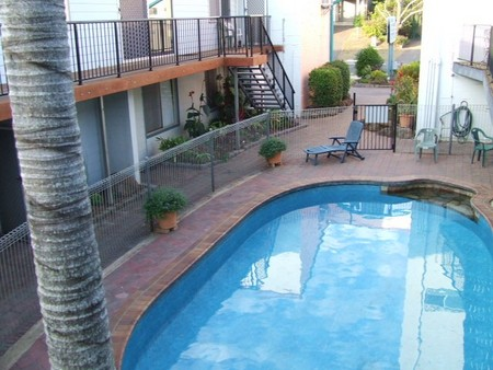 Bargara Beachfront Holiday Apartments - Yamba Accommodation