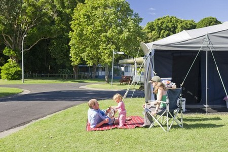 Silver Sands Holiday Park - Yamba Accommodation