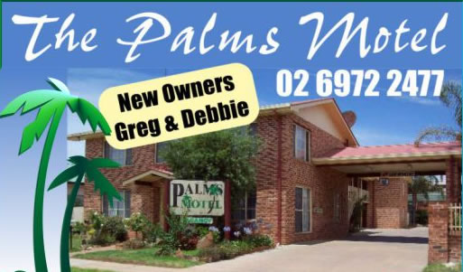 The Palms Motel - Yamba Accommodation