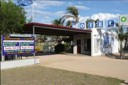 Glossop Motel - Yamba Accommodation