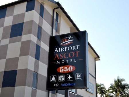 Airport Ascot Motel - Yamba Accommodation