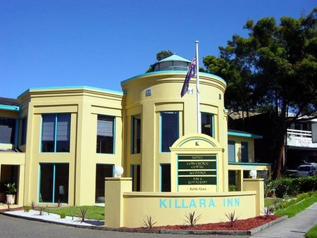 Killara Inn Hotel  Conference Centre - Yamba Accommodation
