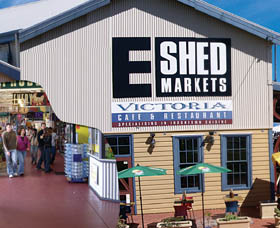 The E Shed Markets - Yamba Accommodation