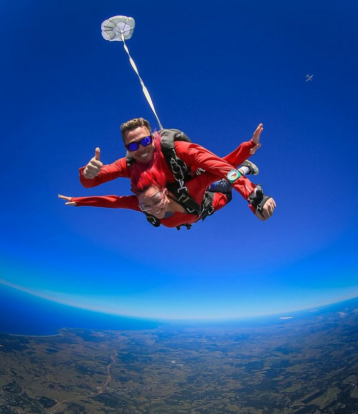 Skydive Byron Bay - Yamba Accommodation