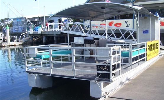 Clarence River BBQ Boats - Yamba Accommodation