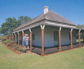 Wonnerup House and Old School - Yamba Accommodation