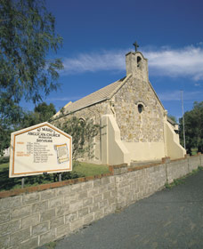 St Mary's Anglican Church - Yamba Accommodation