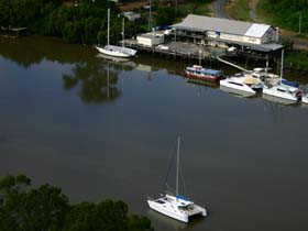 Port of Maryborough - Yamba Accommodation