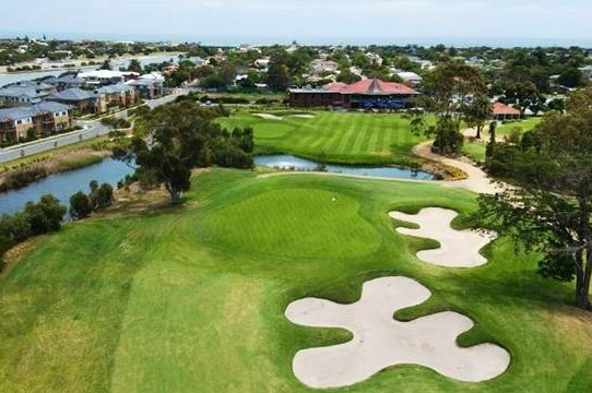 Patterson River Golf Club - Yamba Accommodation