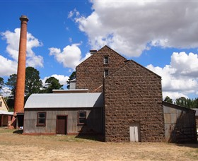 Andersons Mill Smeaton Historic Area - Yamba Accommodation