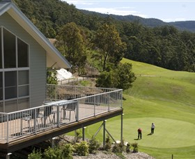 Kangaroo Valley Golf Club - Yamba Accommodation