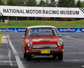 National Motor Racing Museum - Yamba Accommodation