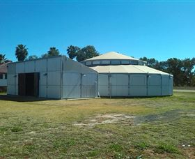 Augathella Q150 Shed - Yamba Accommodation
