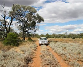 Augathella 4x4 Stock Route Trail - Yamba Accommodation