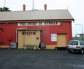 Nyngan Museum - Yamba Accommodation