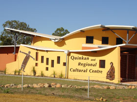 The Quinkan and Regional Cultural Centre - Yamba Accommodation