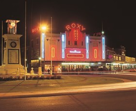 Roxy Theatre Leeton - Yamba Accommodation