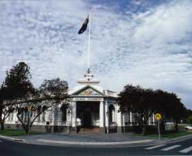 Museum of The Riverina - Historic Council Chambers Site - Yamba Accommodation