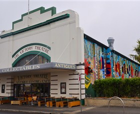 The Victory Theatre Antique Centre - Yamba Accommodation