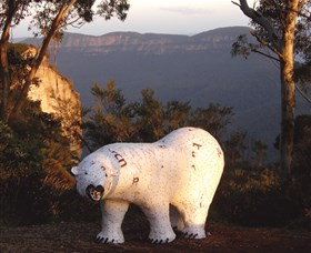 Lost Bear Gallery - Yamba Accommodation