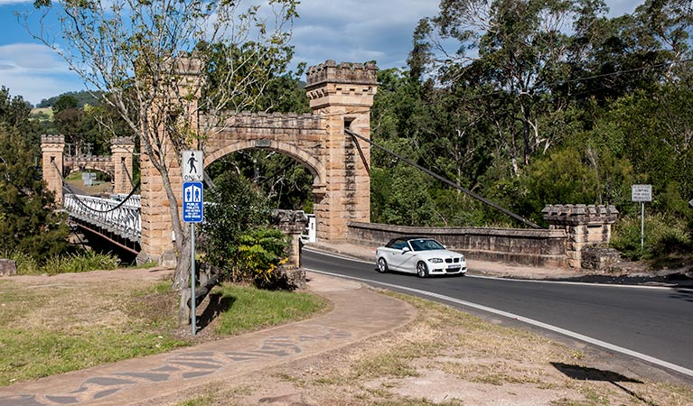 Coast to the Highlands scenic drive  Kangaroo Valley - Yamba Accommodation