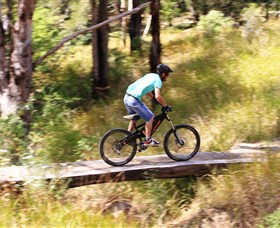 The Steps Mountain Bike Park - Yamba Accommodation