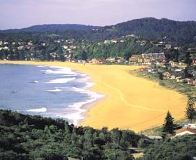 Avoca Beach - Yamba Accommodation