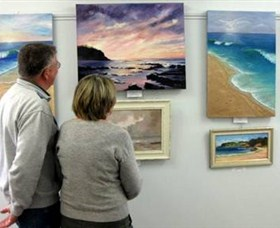 The Millhouse Art Gallery - Yamba Accommodation