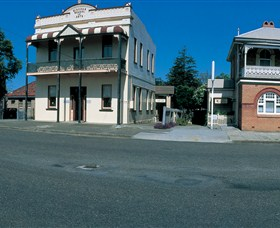 Wingham Self-Guided Heritage Walk - Yamba Accommodation