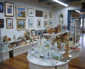 Ferry Park Gallery - Yamba Accommodation