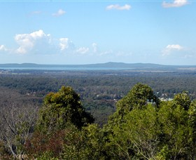 Maclean Lookout - Yamba Accommodation
