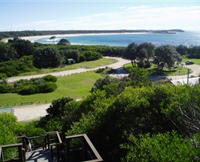 Bluff Beach - Yamba Accommodation