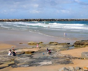 Turners Beach - Yamba Accommodation