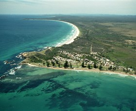 Brooms Head Main Beach - Yamba Accommodation
