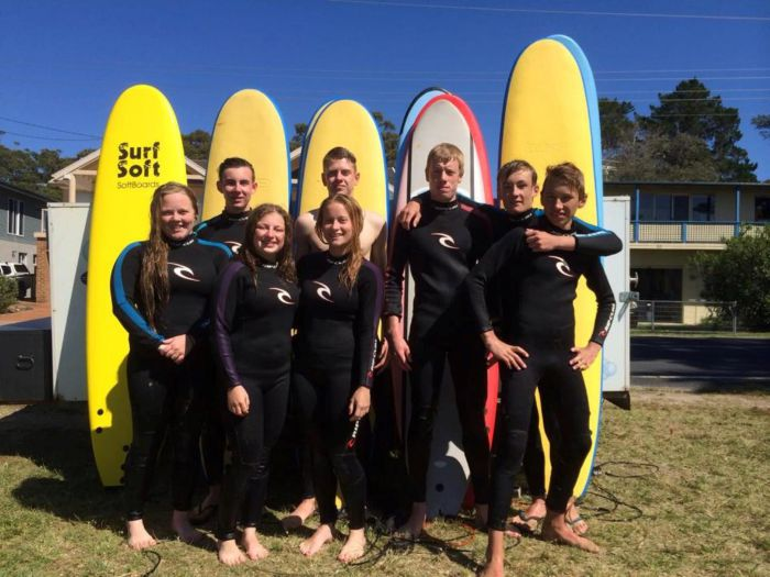 Broulee Surf School - Yamba Accommodation