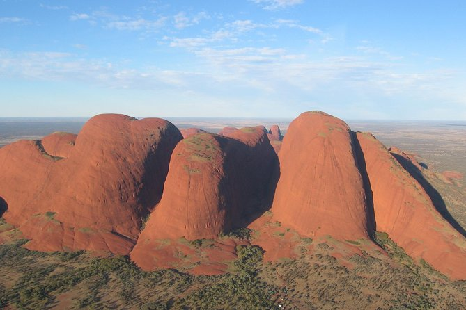 Kata Tjuta and Uluru Grand View Helicopter Flight - Yamba Accommodation