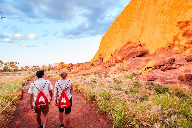 Uluru Sunrise and Guided Base Walk - Yamba Accommodation