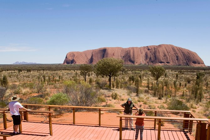 Uluru Small Group Tour including Sunset - Yamba Accommodation