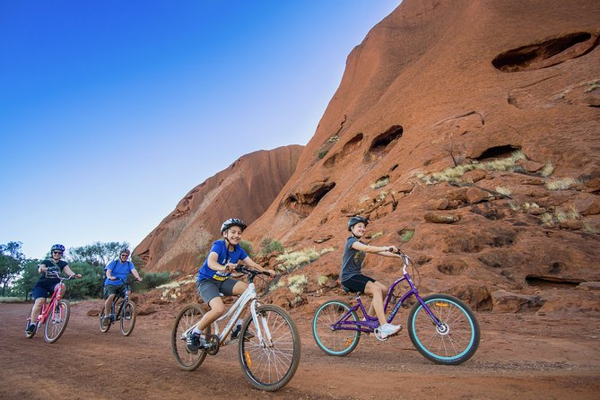 Outback Cycling Uluru Bike Ride - Yamba Accommodation