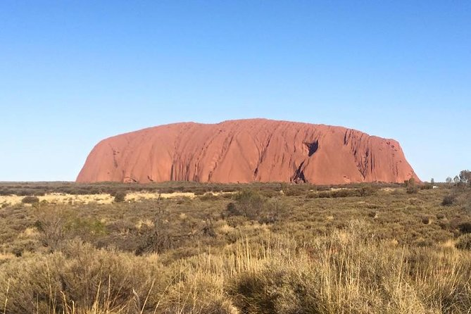 Highlights of Uluru Including Sunrise and Breakfast - Yamba Accommodation
