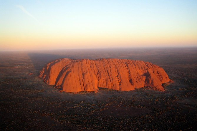 Fixed-Wing Scenic Flight from Uluru Ayers Rock - Yamba Accommodation