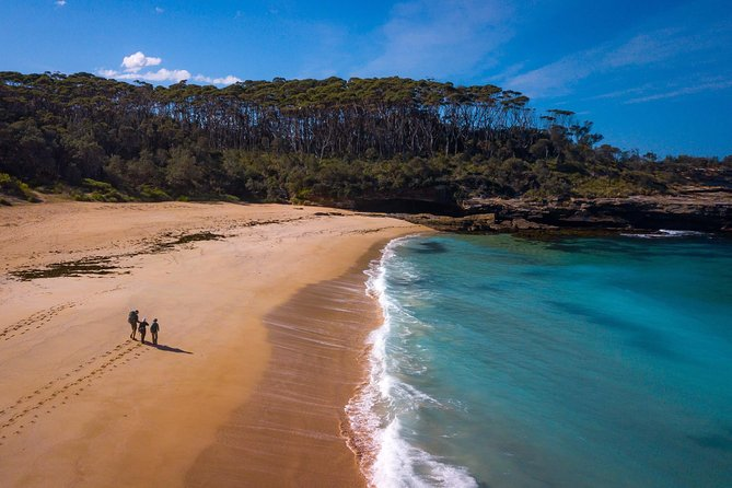 Murramarang Coast Walk from Batemans Bay Including Accommodation and Meals