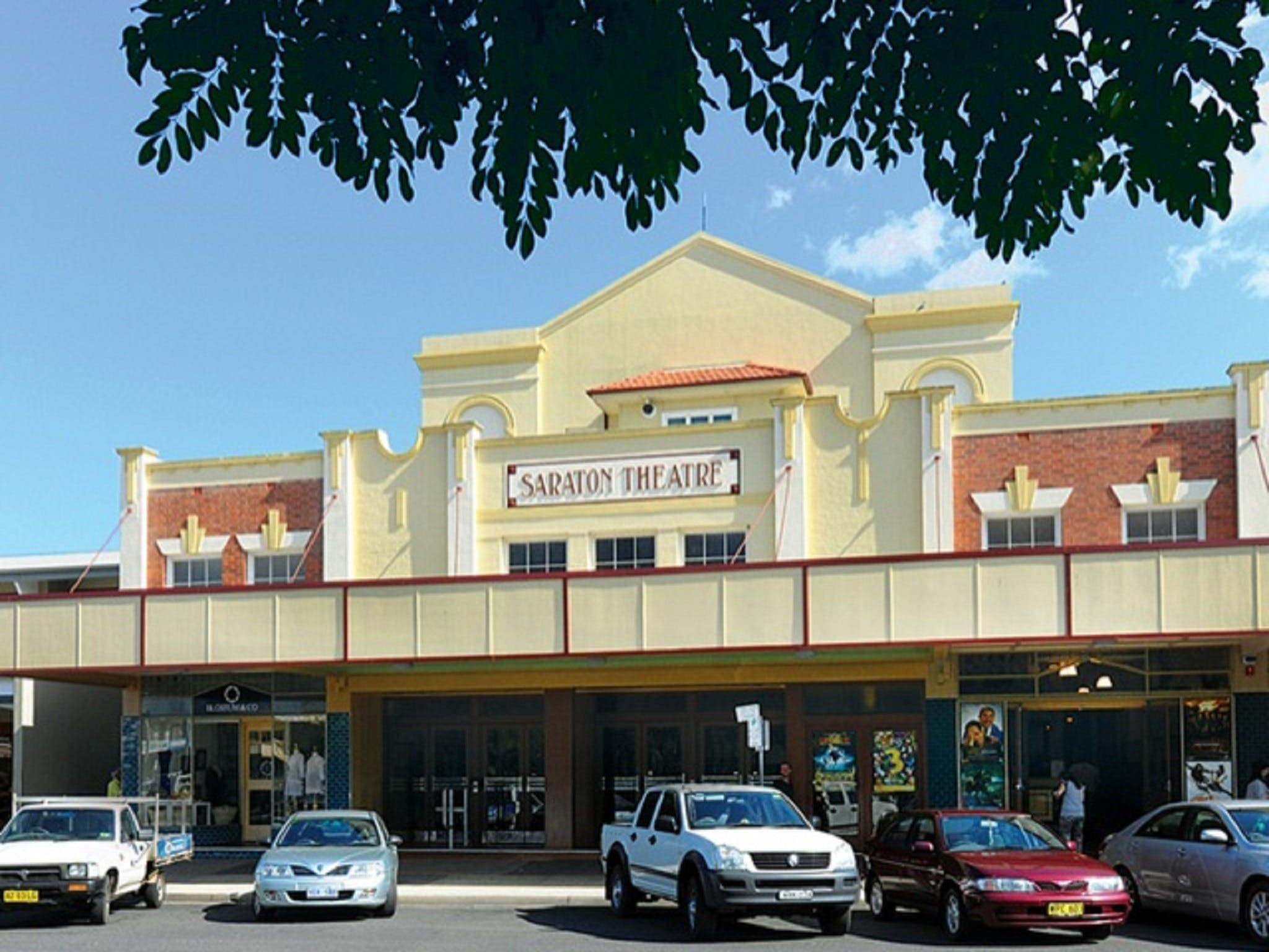 The Saraton Theatre Grafton - Yamba Accommodation