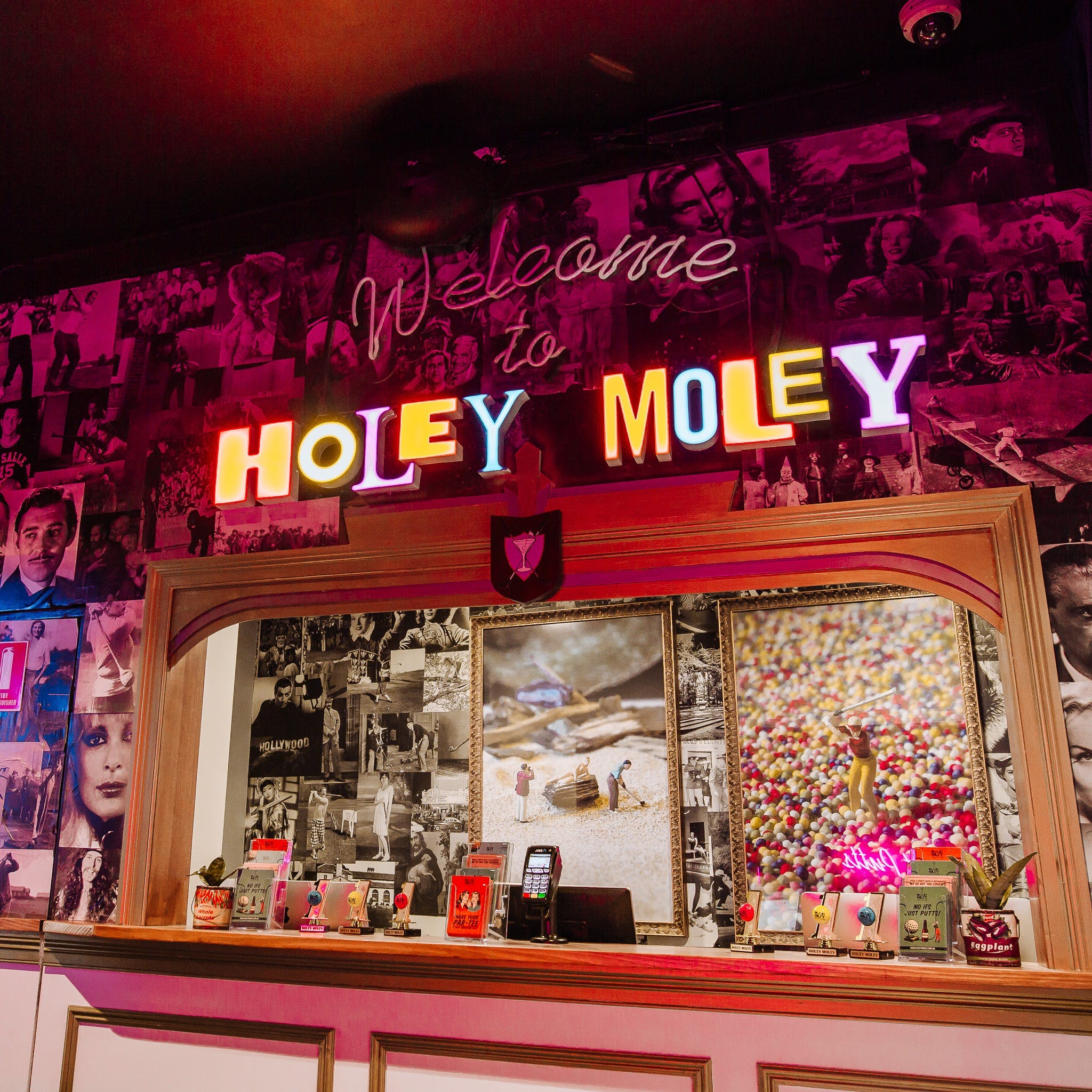 Holey Moley Charlestown - Yamba Accommodation