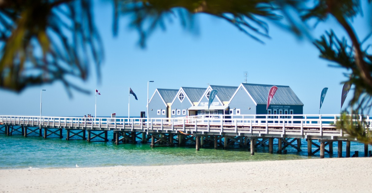 Busselton Jetty  Underwater Observatory Tour - Yamba Accommodation