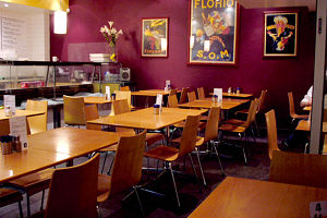 Alpha Deli  Cafe - Yamba Accommodation